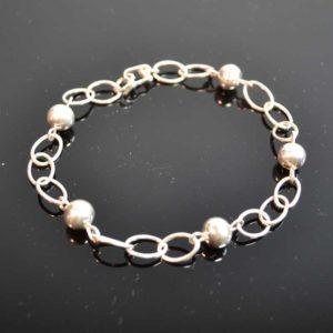 Zilveren armband 5002