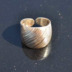 Zilveren ring Sam