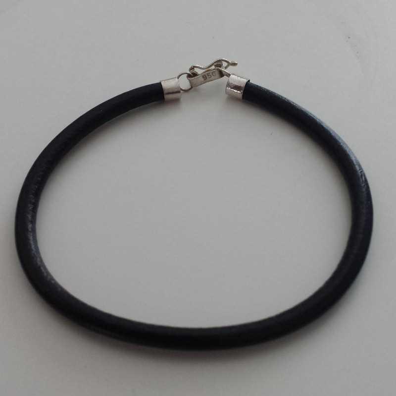 Leren armband 5004
