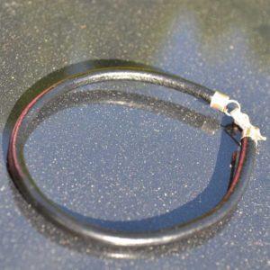 Leren armband 5003