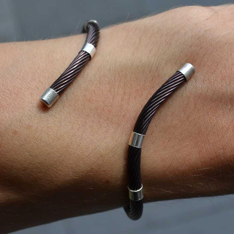 Spang armband Wild