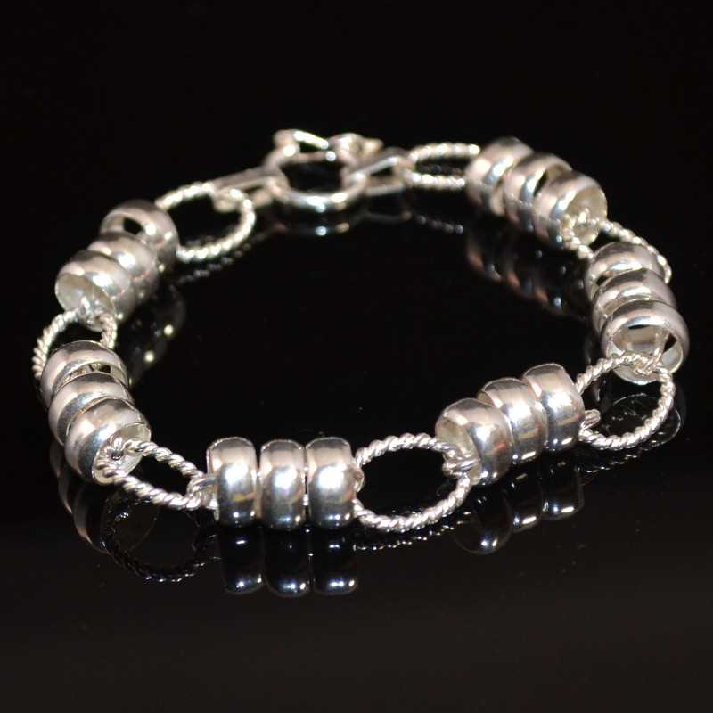 Zilveren armband Fina