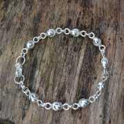 Zilveren armband Deluxe 3