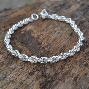 Zilveren armband Mile