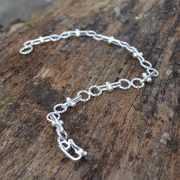 Zilveren armband Encanto 2