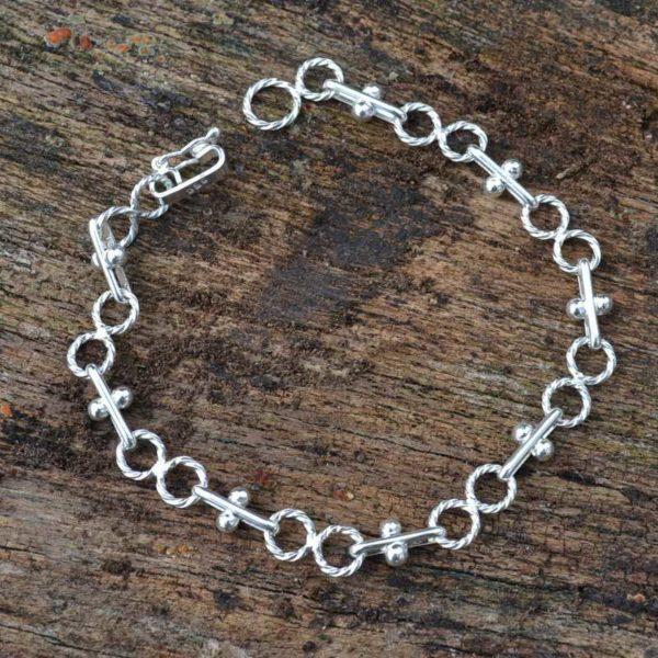 Zilveren armband Encanto