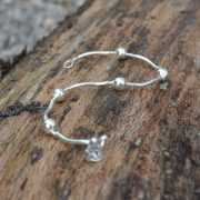 Zilveren armband Salie 2