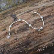 Zilveren armband Salie 3