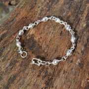Zilveren armband Deluxe 2