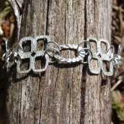 Zilveren armband Tresor 3