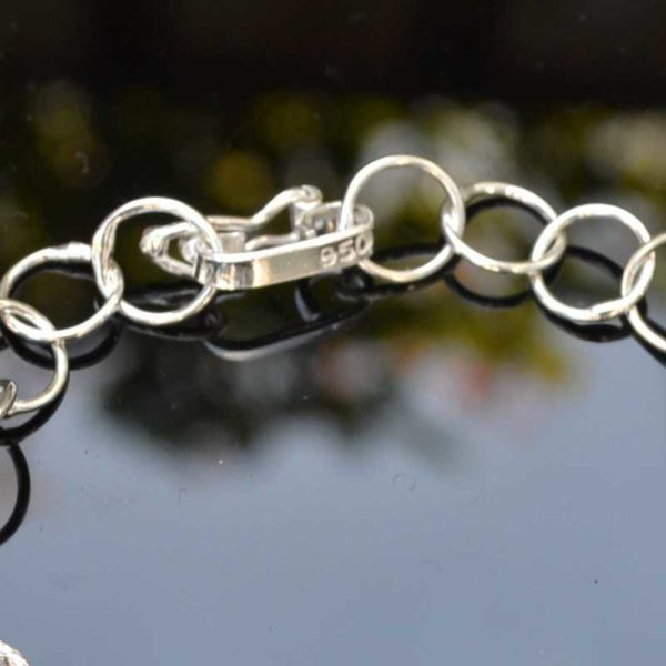 Zilveren armband Frida
