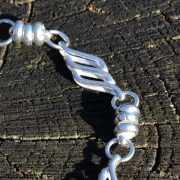 Zilveren armband Bella 2