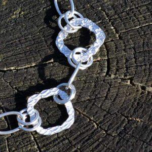 Zilveren armband Verona