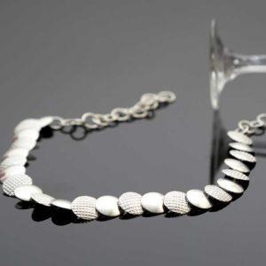 Zilveren ketting Vogue