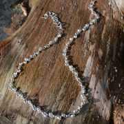 Zilveren ketting Noir 4