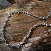 Zilveren ketting Noir 3