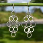 Zilveren Oorbellen 012123