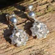 Zilveren oorbellen Bonita 3