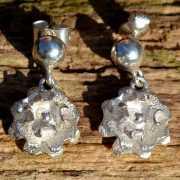 Zilveren oorbellen Bonita 2