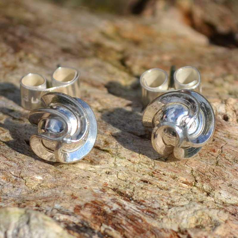 Zilveren oorbellen Petit