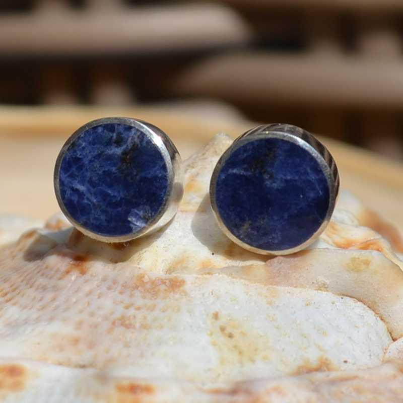 Zilveren oorstekers Cielo