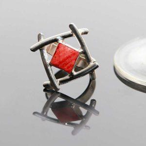 Zilveren ring Primera