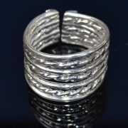 Zilveren ring 6001 2
