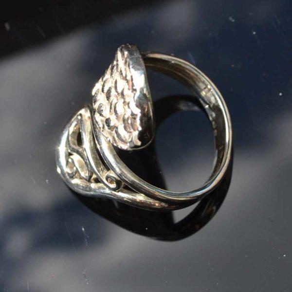 Zilveren ring 6005