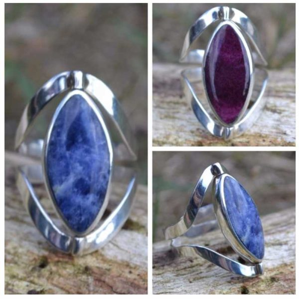 Zilveren ring 1708