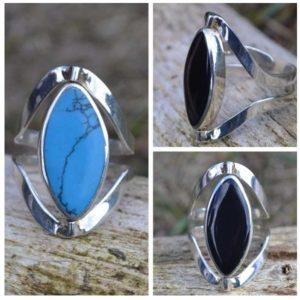 Zilveren ring 1709