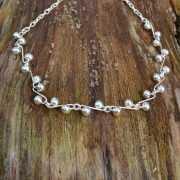 Zilveren Set Glamour 4